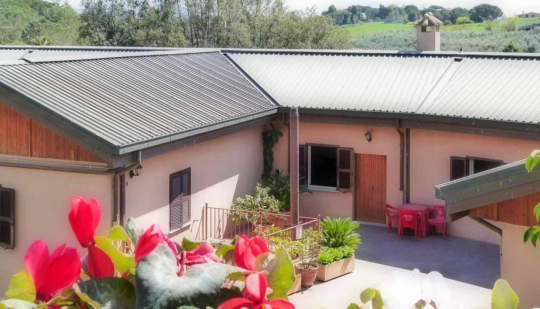 Casa di riposo santuario divino amore 4 casa di riposo for Piani di progettazione di case di riposo
