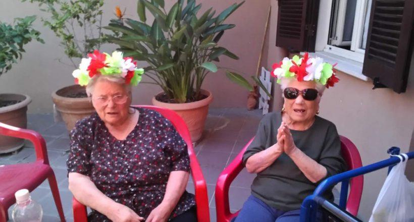 Festa di Primavera - Casa del Divino amore per Anziani 1