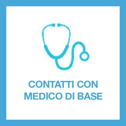 Il medico di base è reperibile in qualsiasi momento della giornata ed è in continuo contatto con la struttura per assolvere alle richieste di farmaci, visite e pratiche Asl.