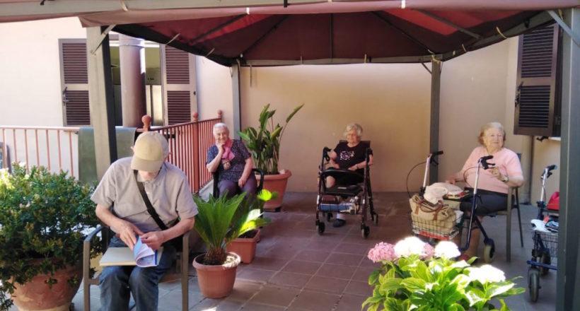 Relax al sole, Casa del Divino Amore-7