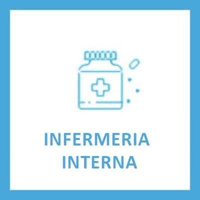 All'interno della residenza è presente una Infermeria. Si provvede alla corretta conservazione dei farmaci prescritti dal medico di base per ciascun ospite e dei dispositivi medici.